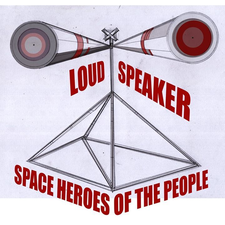 Space Heroes of the People Tour Dates