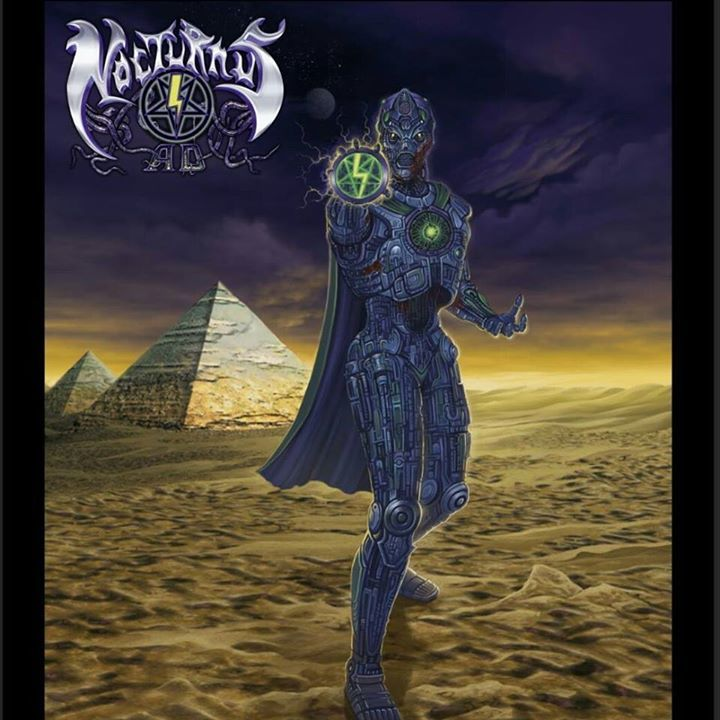 Nocturnus AD Tour Dates
