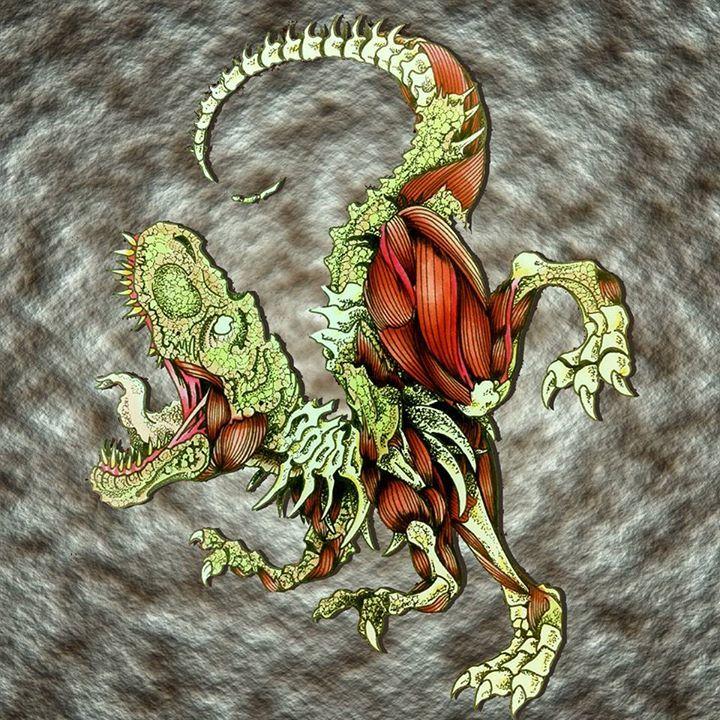 Necrosaurus Rex Tour Dates
