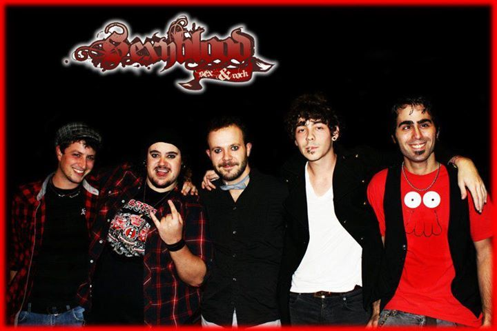 Sexy Blood Tour Dates