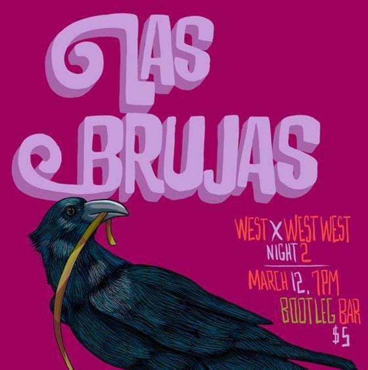 Las Brujas Tour Dates