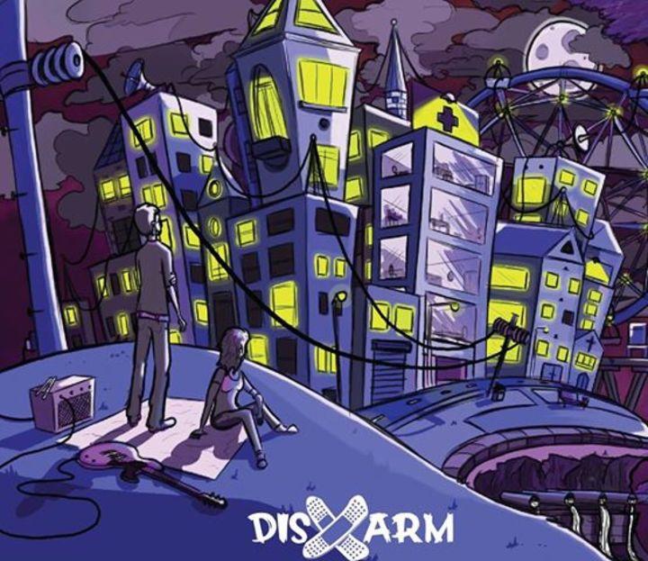Dis-Arm Tour Dates