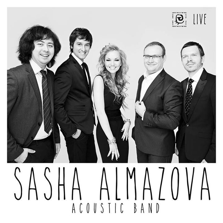 Sasha Almazova Acoustic Band Tour Dates