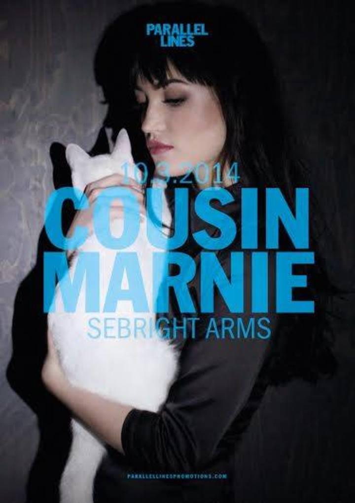 Cousin Marnie Tour Dates