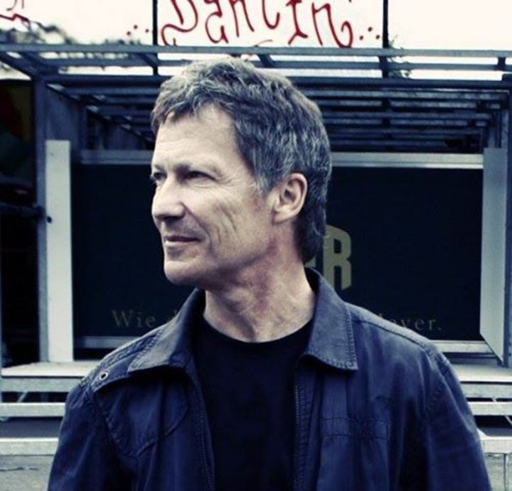 Michael Rother @ Zakk - Düsseldorf, Germany