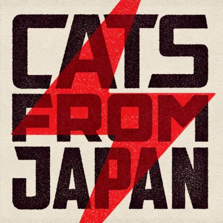 cats from japan @ Paper Dress Vintage - London, United Kingdom