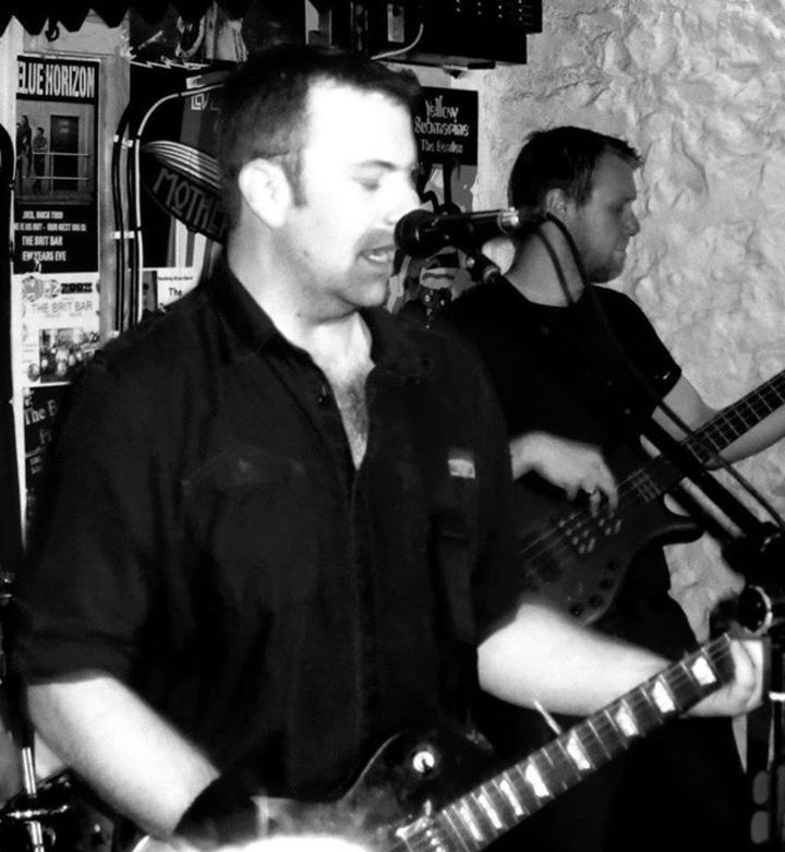 The Accüsed @ The Rose & Crown - Malmesbury, United Kingdom