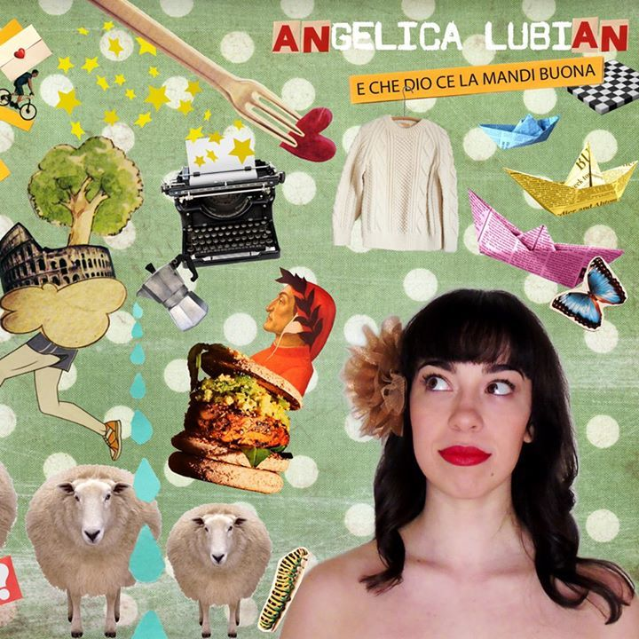 Angelica Lubian Tour Dates