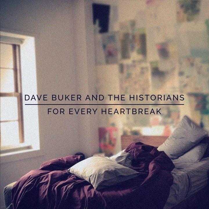 Dave Buker & the Historians Tour Dates