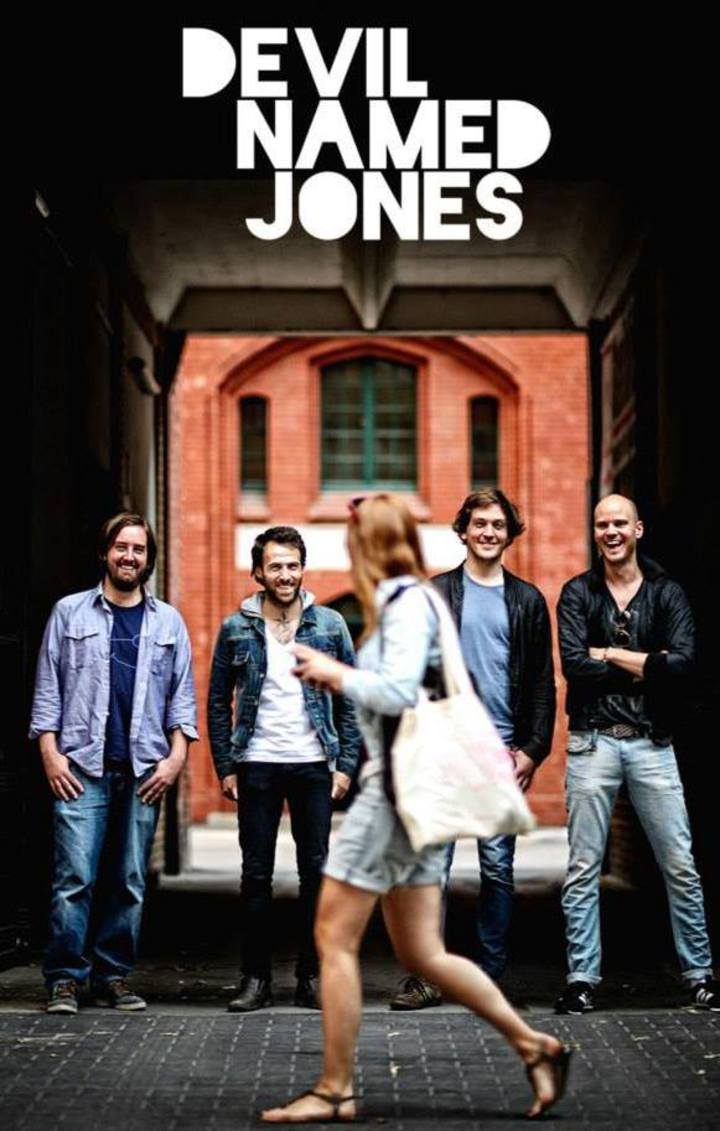 Devil Named Jones Tour Dates