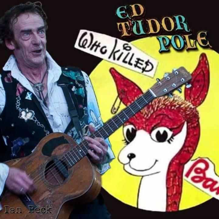 Ed Tudor Pole Tour Dates