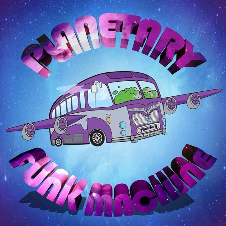 Planetary Funk Machine Tour Dates