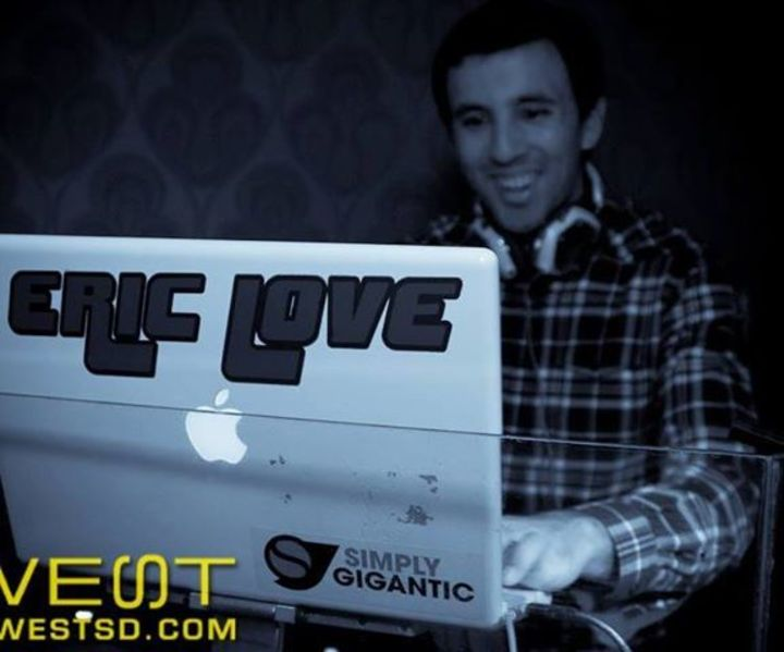 DJ Eric Love Tour Dates
