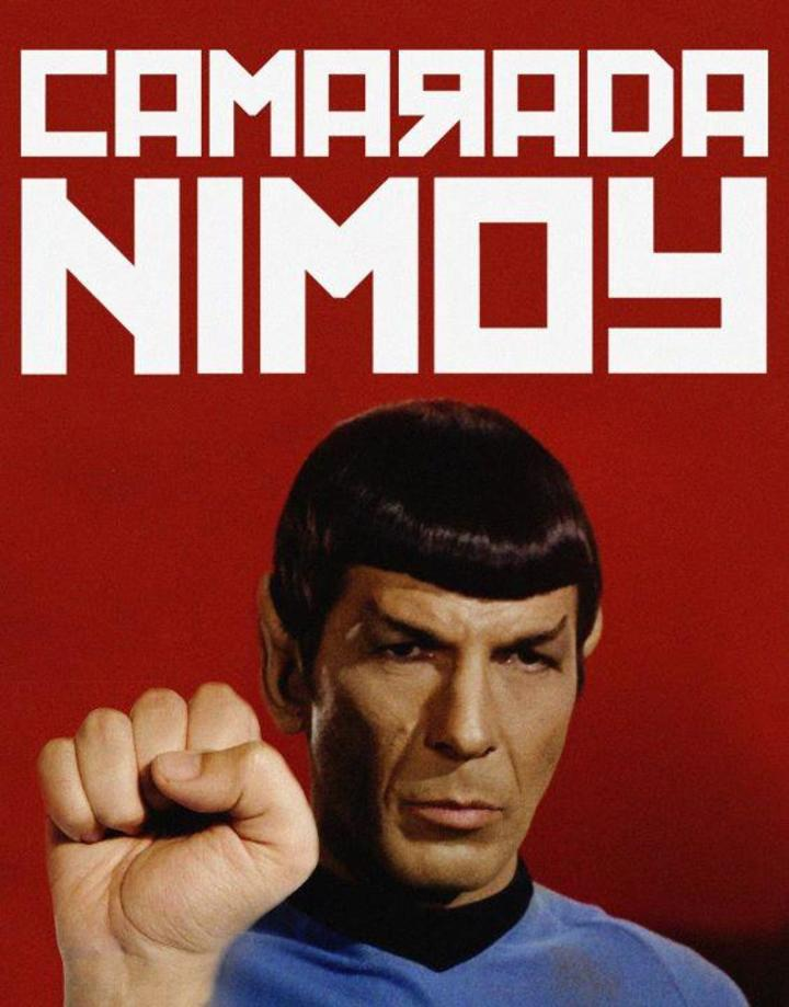 Camarada Nimoy Tour Dates