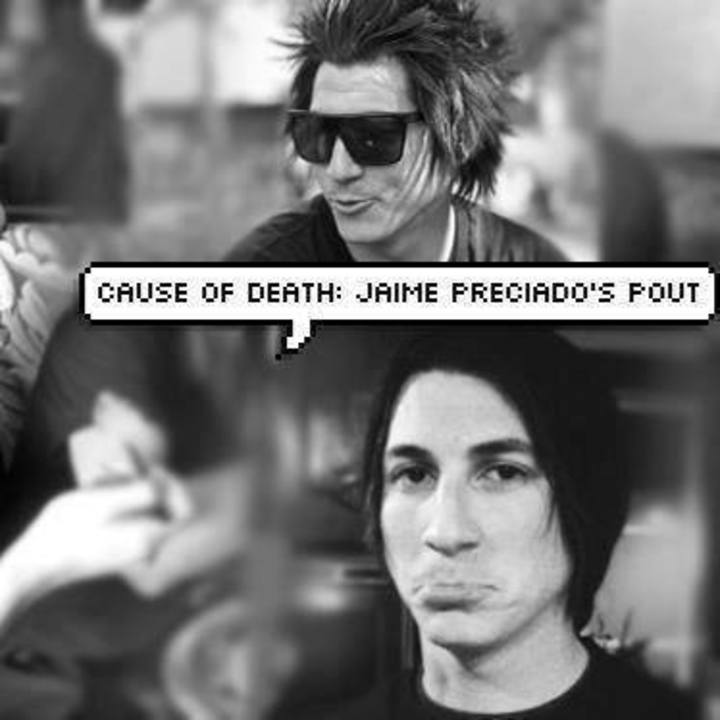 Jaime Preciado Tour Dates