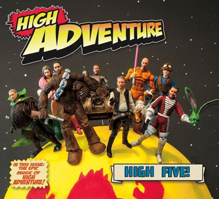 High Adventure Tour Dates