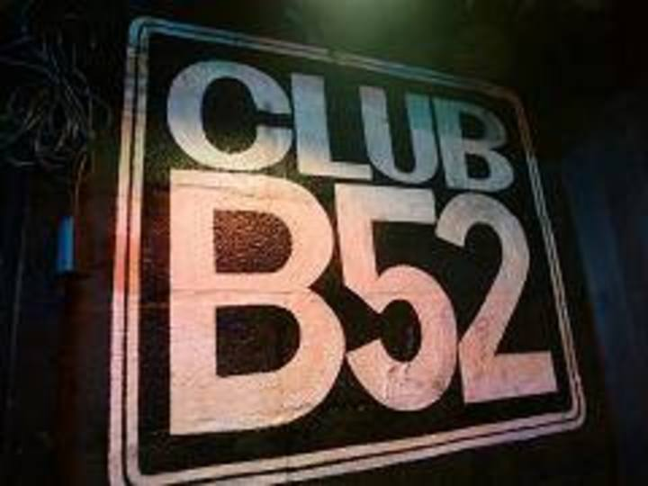 B52 music club Tour Dates