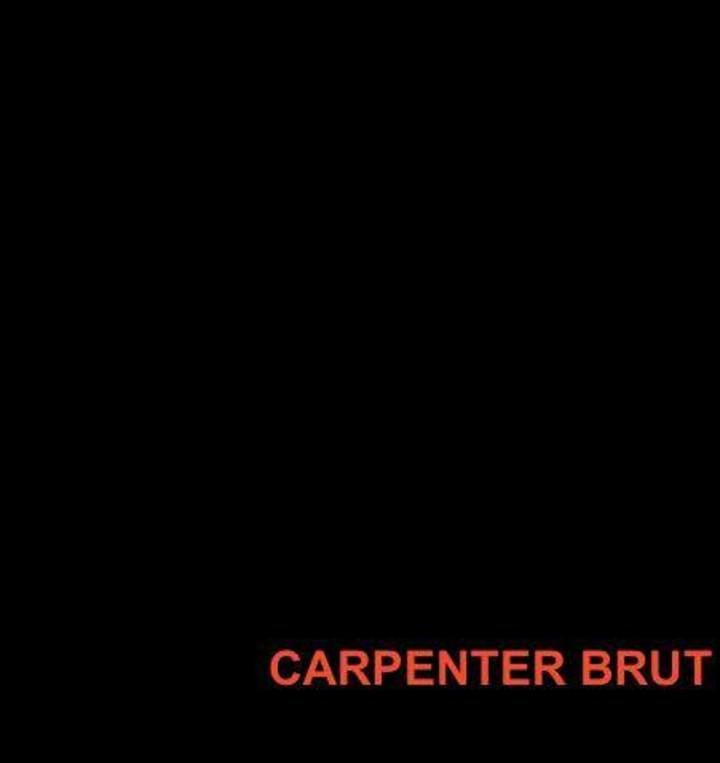 Carpenter Brut Tour Dates
