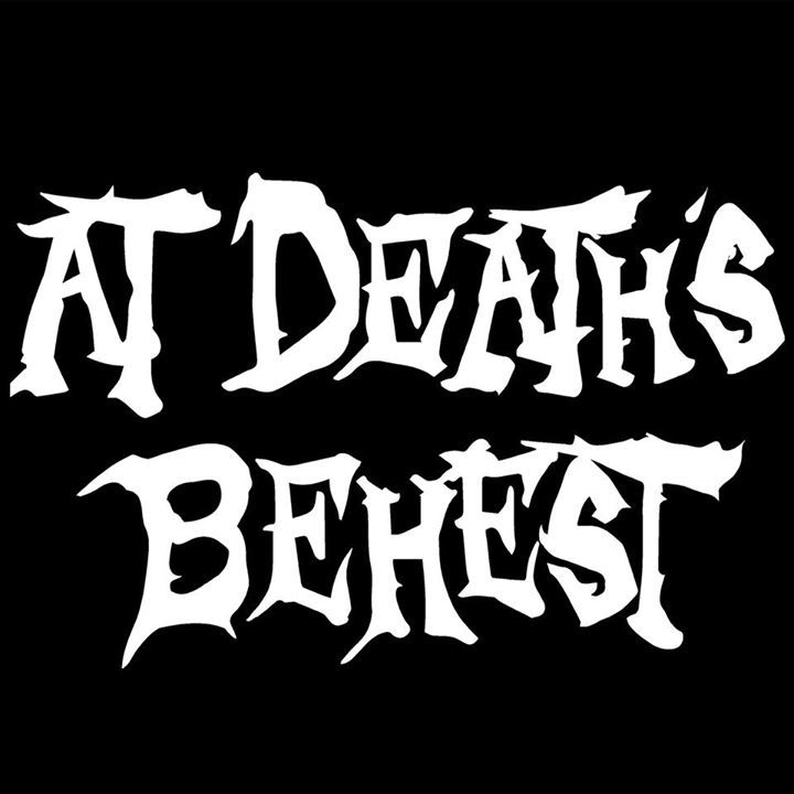 At Death's Behest Tour Dates