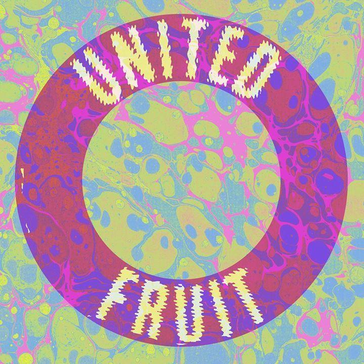 United Fruit Tour Dates