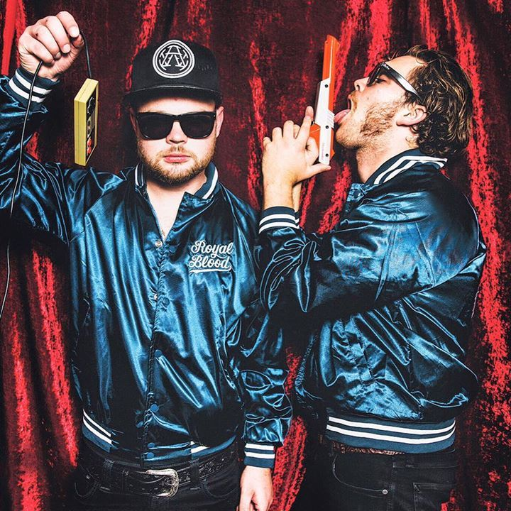 Royal Blood Tour Dates