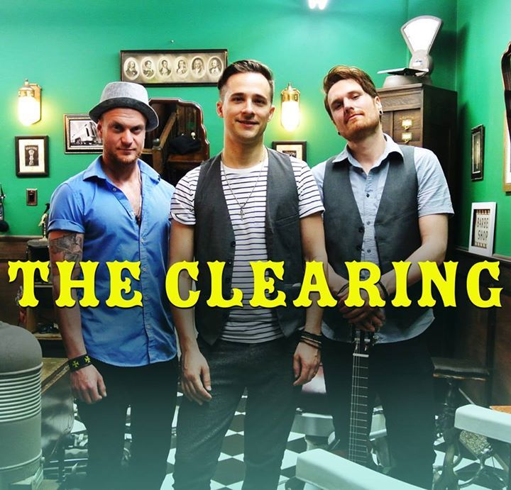 The Clearing Tour Dates