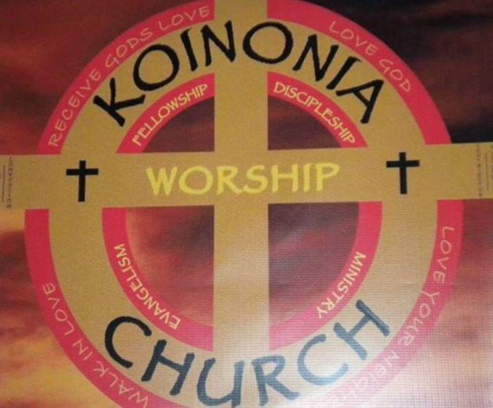 Koinonia Tour Dates