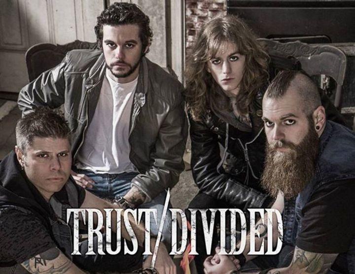 Trust Divided Tour Dates