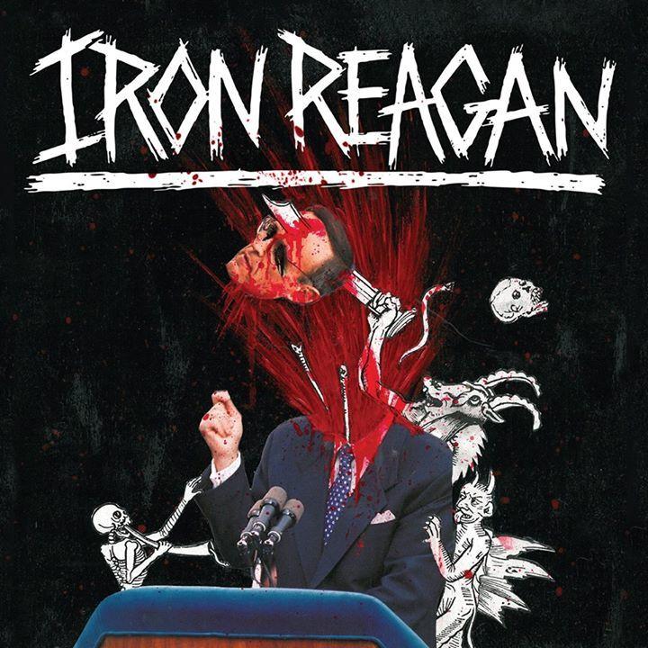 Iron Reagan Tour Dates