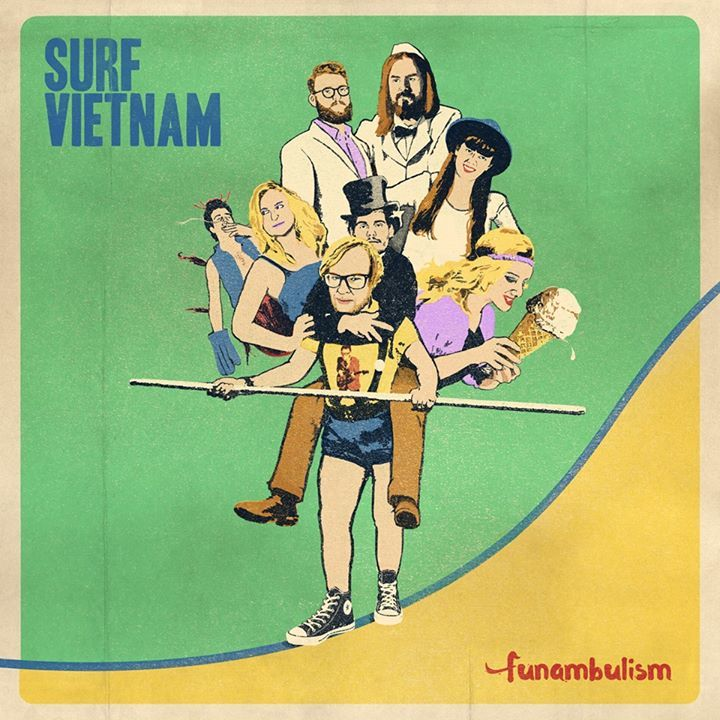 Surf Vietnam Tour Dates