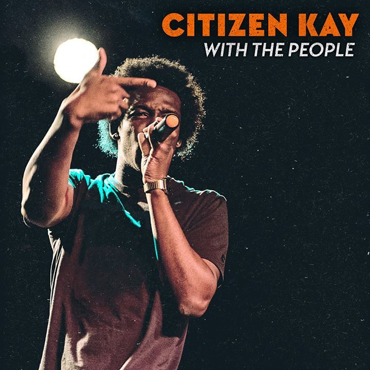 Citizen Kay Tour Dates