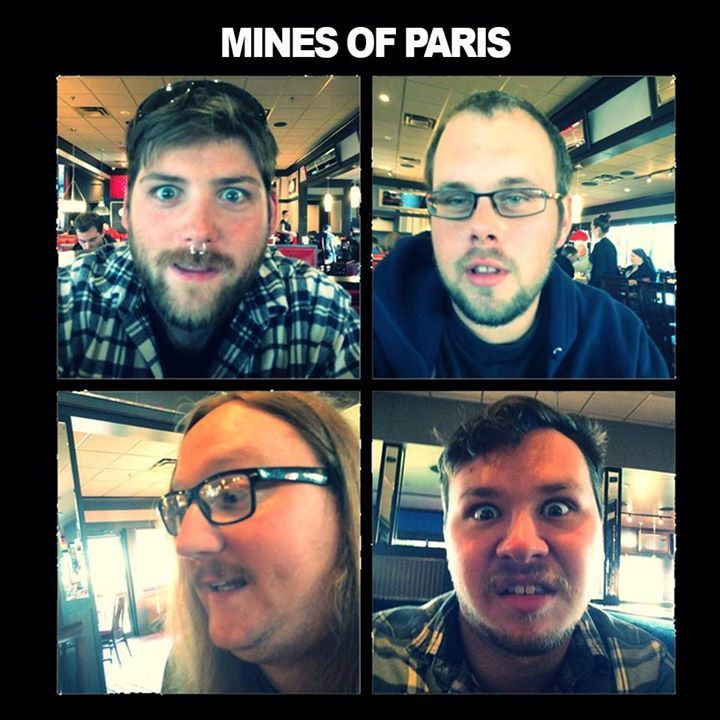 Mines of Paris Tour Dates
