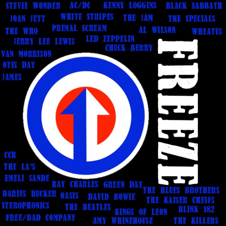 Freeez @ The Space - Hamden, CT