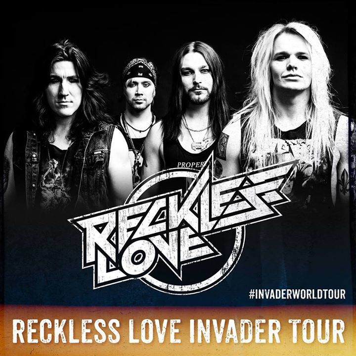 Reckless Love Tour Dates