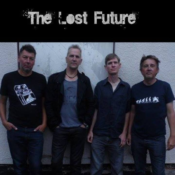 The Lost Future Tour Dates