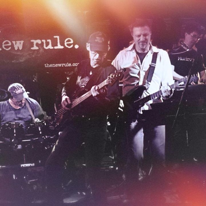 The New Rule Tour Dates