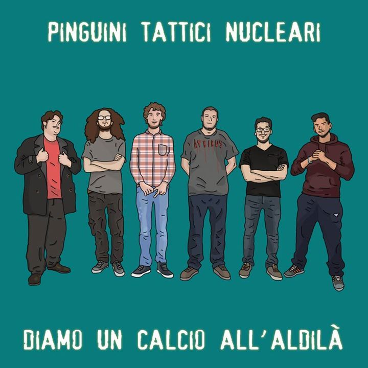 Pinguini Tattici Nucleari Tour Dates