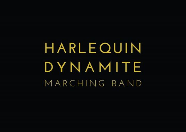 The Harlequin Dynamite Marching Band Tour Dates