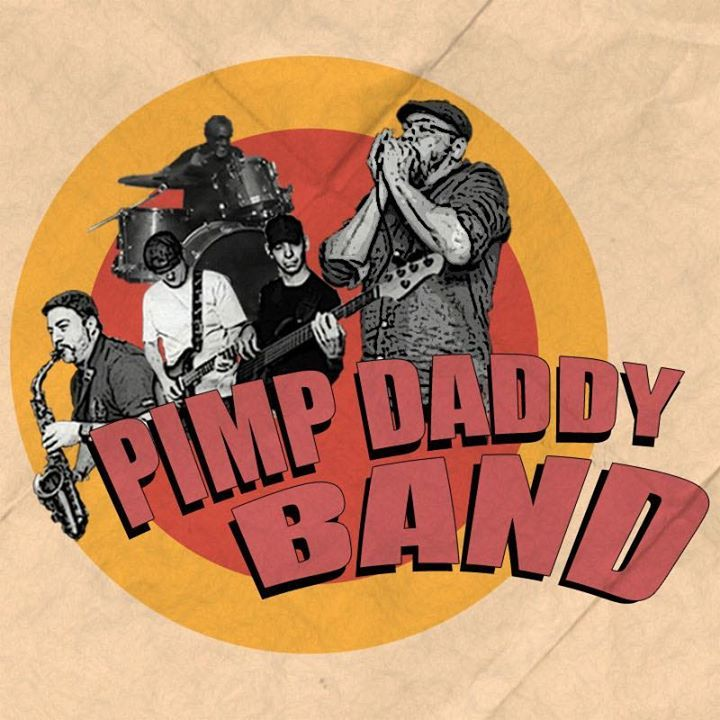 Pimp Daddy Band Tour Dates