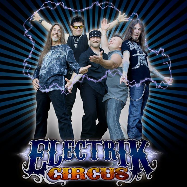 Electrik Circus Tour Dates