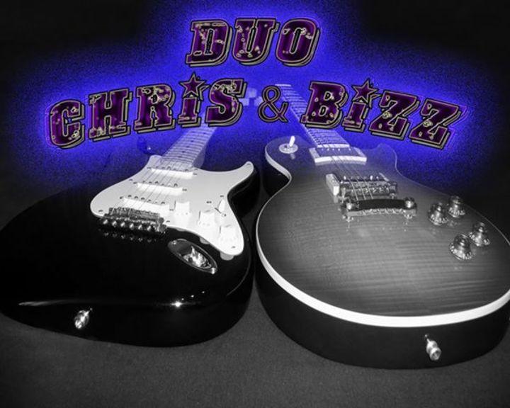 DUO CHRIS & BIZZ Tour Dates