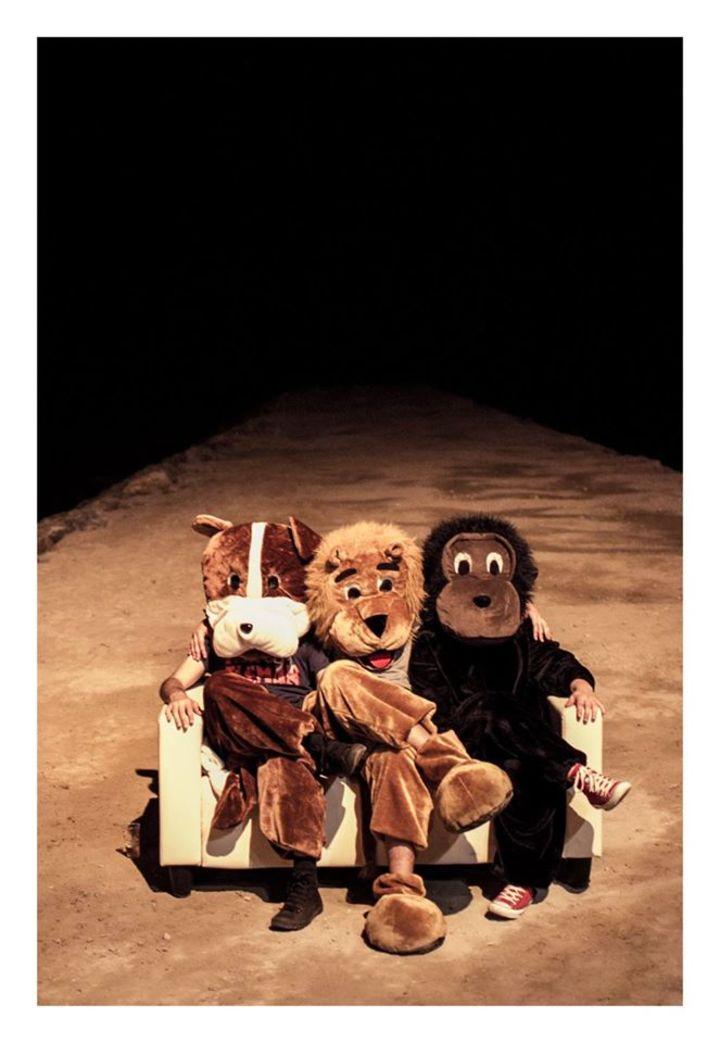 Os Ursos Tour Dates