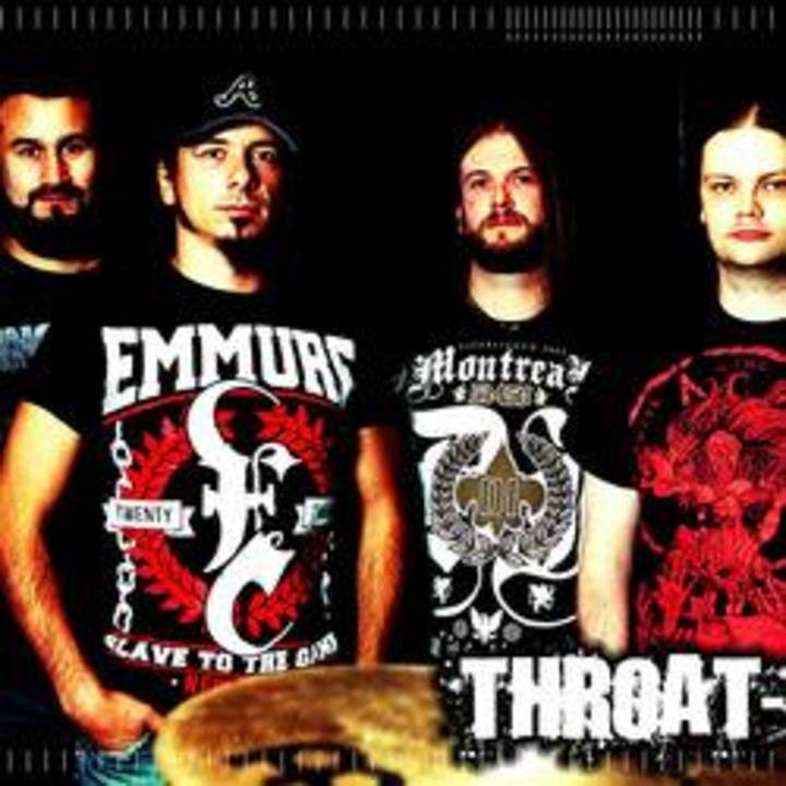 Throat-Cut Tour Dates