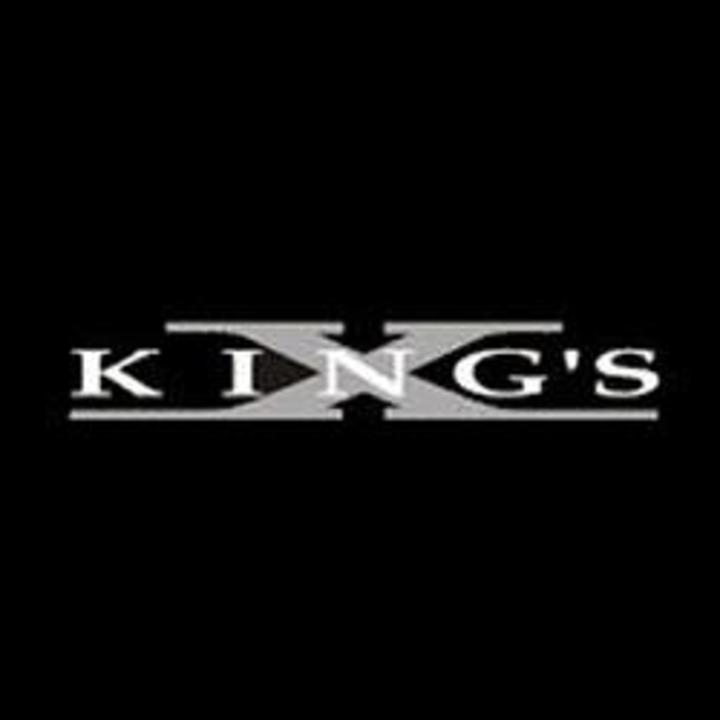 King's X @ Rock School Barbey - Bordeaux, France