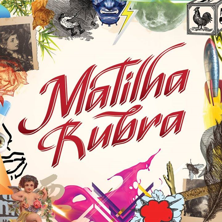 Matilha Rubra Tour Dates