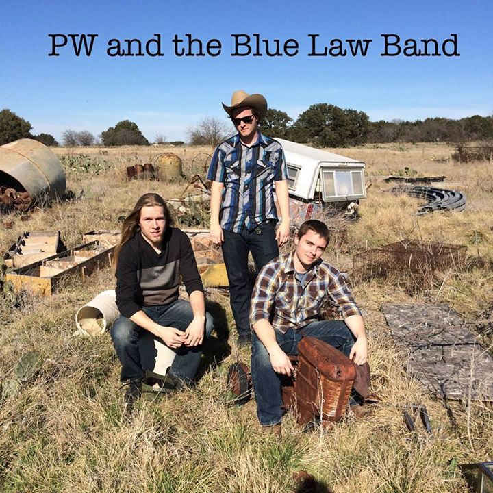 PW and the Blue Law Band Tour Dates