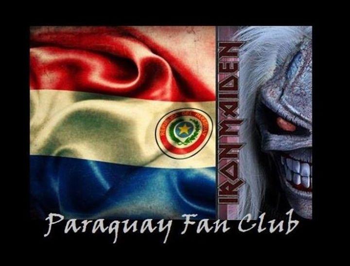 Iron Maiden Paraguay Fan Club Tour Dates