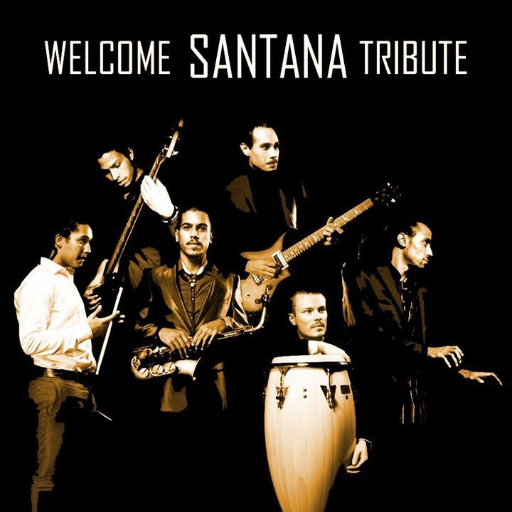 Welcome, a Santana jazz Tribute Tour Dates
