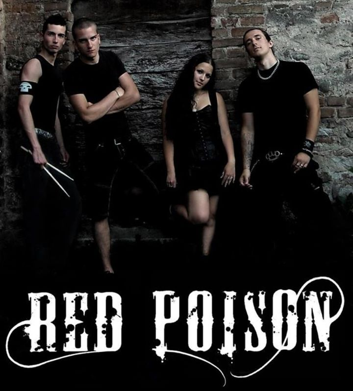 Red Poison Tour Dates