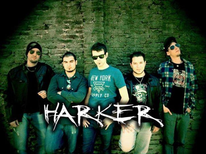 Harker - Oficial Tour Dates
